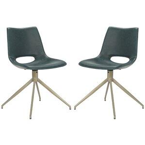 Teddy Swivel Side Chair (Set of 2) by Cor..