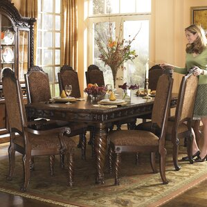 Castlethorpe Extendable Dining Table by A..