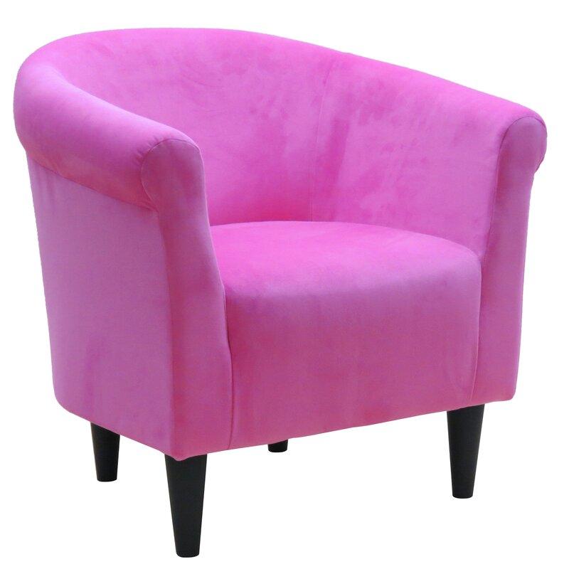 Zipcode Design Liam Barrel Chair & Reviews   Wayfair