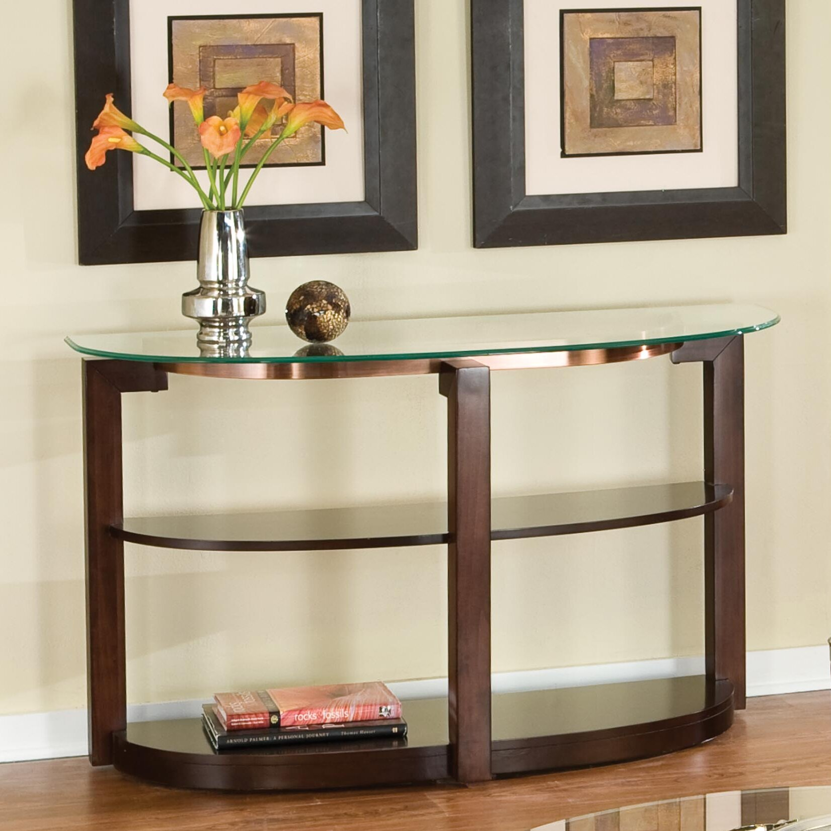 x tables hooker treviso furniture console h table pin