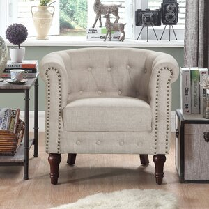 Argenziano Chesterfield Chair