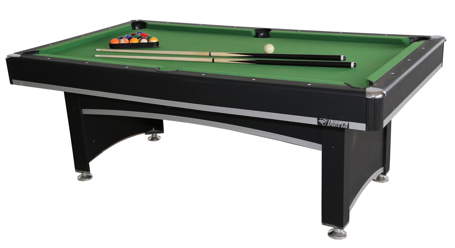 Superior Phoenix Billiard Table With Table Tennis Top