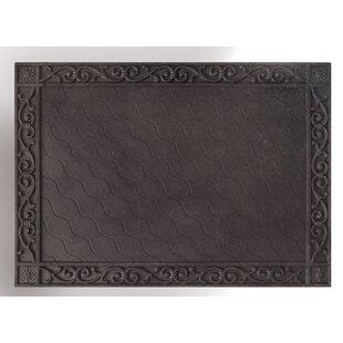 Wonderful Scroll Work Doormat