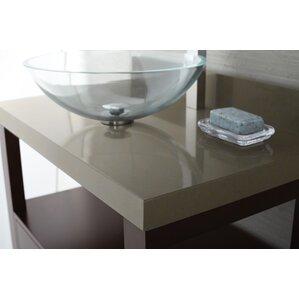 Techstone Wideappeal 32 Single Bathroom Vanity Top