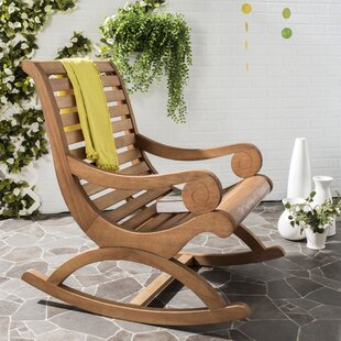 thomson rocking chair - Patio Rocking Chairs