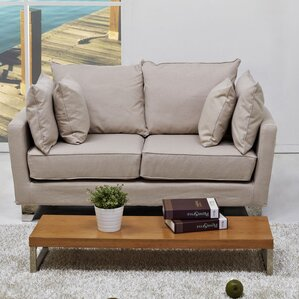 Lexington Loveseat by Gold..