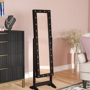 Free Standing Jewelry Boxes Youll Love