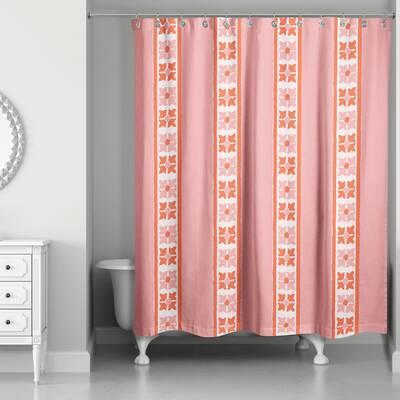 Hanchett Stripe Shower Curtain