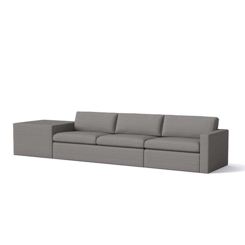 Truemodern Marfa Sofa Cube Perigold