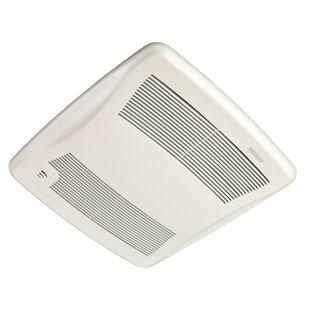 Humidity Sensing Bathroom Fan | Humidity Sensor Bathroom Fans You Ll Love Wayfair