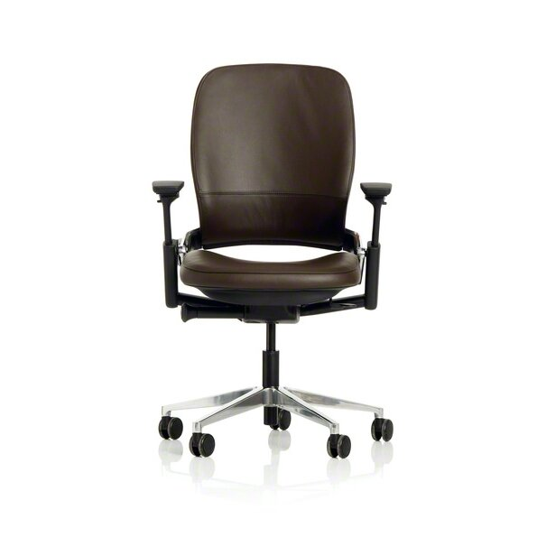 Leap 174 High Back Leather Desk Chair Allmodern
