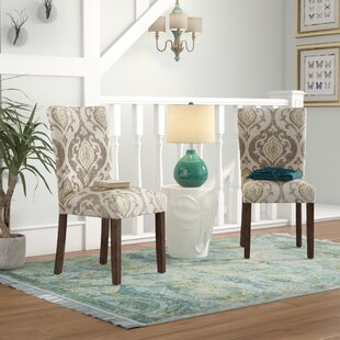 Floral Print Dining Chairs | Wayfair
