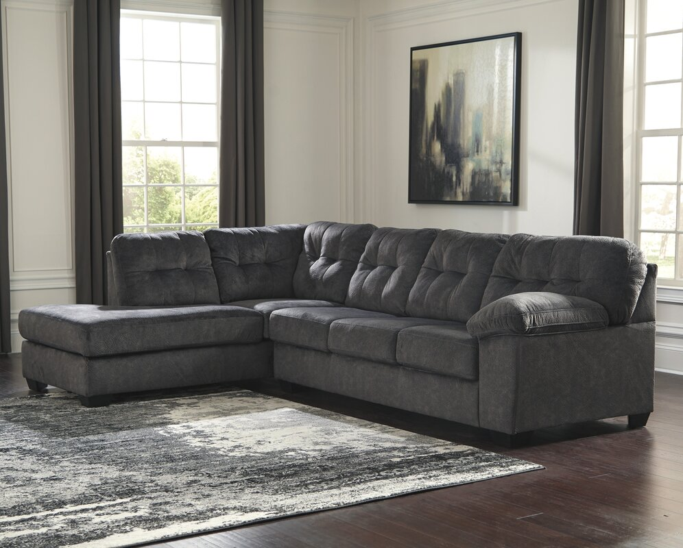 Brickyard Sleeper Sectional : sleeper sofas with chaise - Sectionals, Sofas & Couches