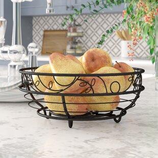 Augustine Kitchen Countertops Fruit Basket