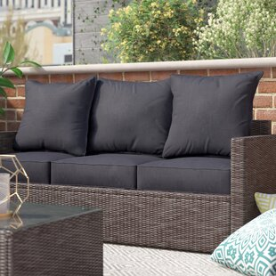 Superb Pellot Indoor/ Outdoor Sofa Cushion