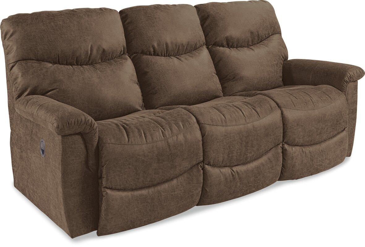 High Quality James Reclining Sofa