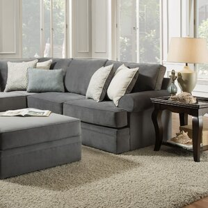Darby Home Co Dorothy Sectional Image