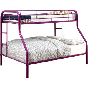 Prism Twin over Full Bunk Bed by Hokku Designs
