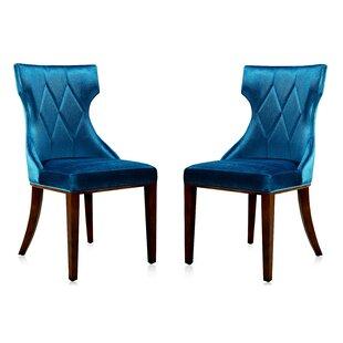 Quickview  sc 1 st  Joss u0026 Main & Blue Dining Chairs   Joss u0026 Main