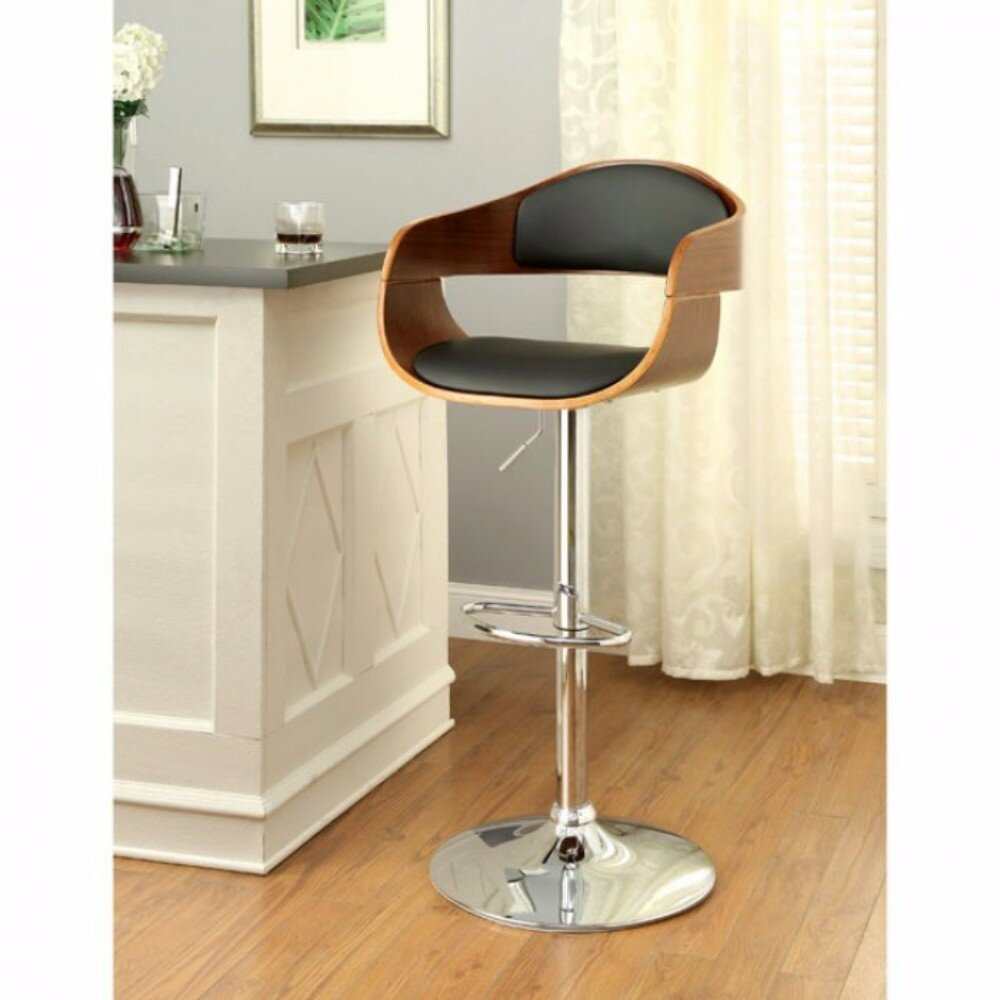 Bar Furniture Furniture Have An Inquiring Mind 3 Colors Retro Industrial Bar Chair Stool Adjustable Wood Iron Stool 360 Degree Rotating Counter Lift High Chair Home Bar Decor