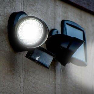Wireless solar security light wayfair solar security 36 light led outdoor spotlight aloadofball Image collections