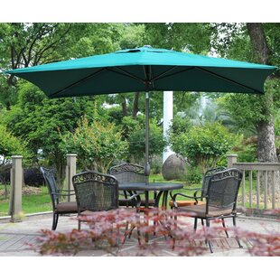 Rectangular Patio Umbrellas You\'ll Love | Wayfair.ca