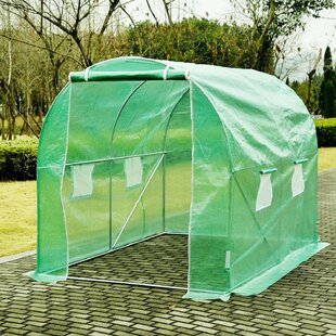 Haralson 6.5 Ft W x 8 Ft D Greenhouse by Lynton Garden