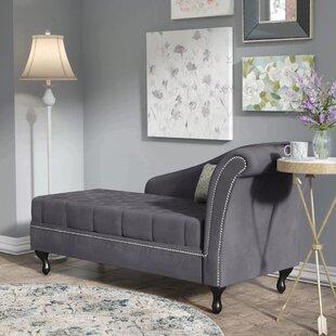 Grey Chaise Lounge | Wayfair