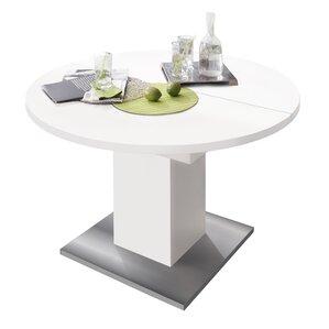 Vermillion Extendable Dining Table Part 72