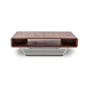 Mancuso Walnut Matte Coffee Table by Brayden Studio