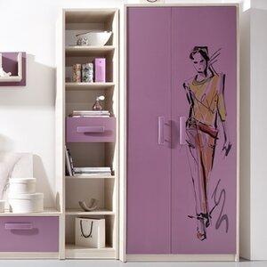 Kleiderschrank Blanka Fashion von dCor design