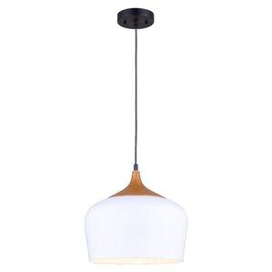 Tasha 1-Light Inverted Pendant  sc 1 st  AllModern & Modern Bowl or Inverted Pendant Lighting | AllModern azcodes.com