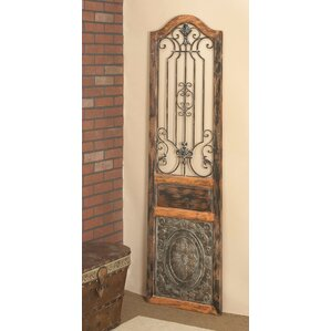 Door Wall Decor rustic wall accents you'll love   wayfair