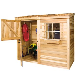 Bayside Wood Storage Shed  sc 1 st  Wayfair.ca & Insulated Storage Shed | Wayfair.ca