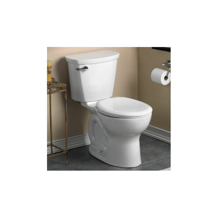 Prime Cadet 1 28 Gpf Round Two Piece Toilet Seat Not Included Machost Co Dining Chair Design Ideas Machostcouk
