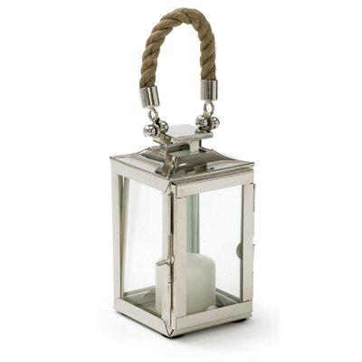 Breakwater Bay Metal/Glass Lantern