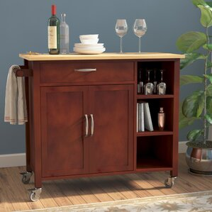 Muncie Bar Cart by Darby Home Co