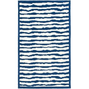 Buy Claro Ivory/Blue Area Rug!