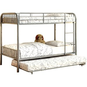 Sonya Twin Bunk Bed by Harriet Bee