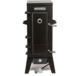 Gas Smoker and Grill