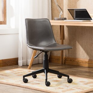 Industrial U0026 Rustic Desk Chairs Youu0027ll Love | Wayfair