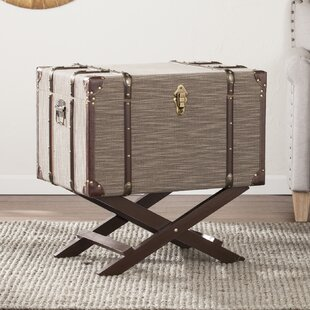 Nunzio Linen File Storage Trunk