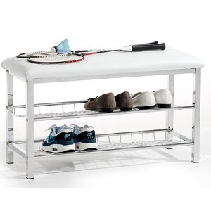 Schuhschrank für 8 Paare von Hokku Designs