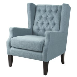 Fredonia Wingback Chair by Alcott Hill