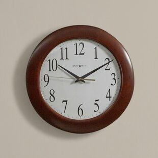 Wall clock for office Quartz Home Or Office Corporate 1275 Wayfair Large Office Wall Clocks Wayfair
