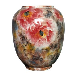 Rackers Decorative Ceramic Rose Mix Table Vase