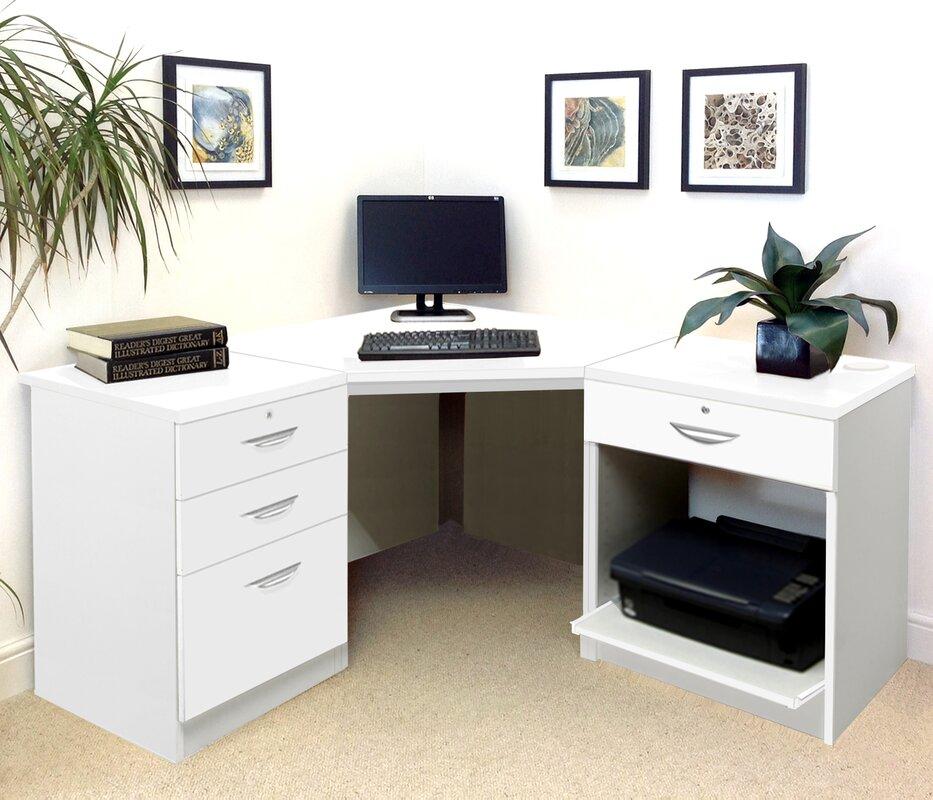 Homestead Living Walshaw Corner Desk & Reviews
