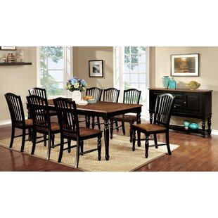 Tanner 9 Piece Extendable Dining Set