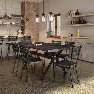 Modern Industrial Dining Room Sets