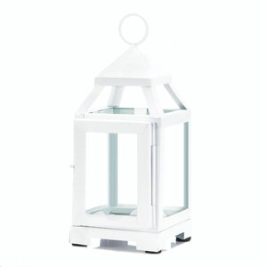 Mini Contemporary Iron Lantern